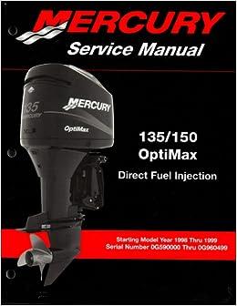 Mercury Service Manual 135 150 Optimax Direct Fuel border=