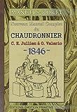echange, troc Oscar Valerio, C. E. Jullien - Nouveau manuel complet du chaudronnier : 1846-2009