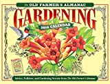 img - for The Old Farmer's Almanac 2016 Gardening Calendar book / textbook / text book