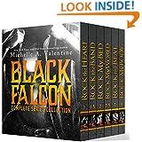 Black Falcon: Complete Series Collection