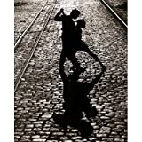 The Last Dance - Tango Silhouettes, Photo Print Poster - 16x20 Art Poster Print, 16x20