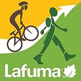 ViewRanger GPS avec Lafuma -  Cartes Topographiques IGN France et Belgique, Navigation de Circuits et Enregistrement de Tracés pour la Marche, la Randonnée, le Vélo et le Cyclotourisme