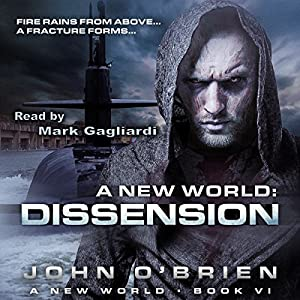 A New World: Dissension Audiobook