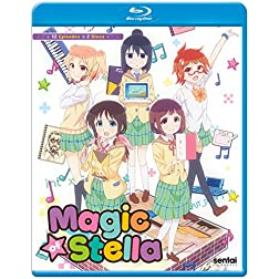 Magic Of Stella [Blu-ray]