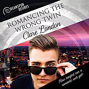 Romancing the Wrong Twin Audiobook