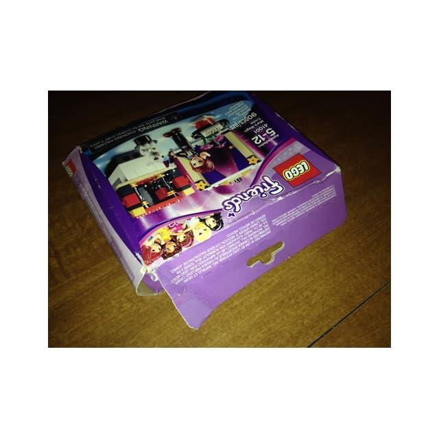 LEGO Friends Mia Magic Tricks 41001 Toys & Games