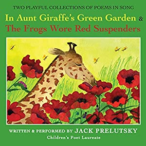 In Aunt Giraffe's Green Garden Audiobook