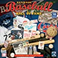 Baseball Hall Of Fame 2009 Wall Calendar (Calendar)