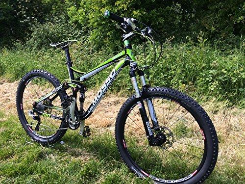 Custom Mosso 669XC2 26″ XC Trail Bike