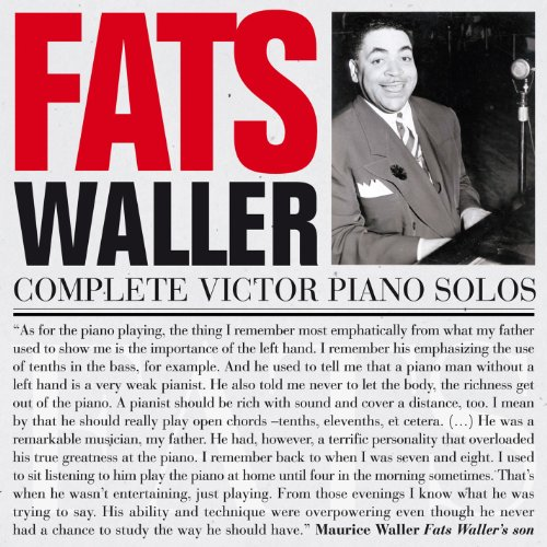 Fats Waller - Complete Victor Piano Solos - Zortam Music