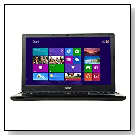 Acer Aspire E1-510-2602 Laptop Review