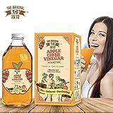 #2: Dr Trust Original Acv (Usa) Apple Cider Vinegar 500 Ml Raw Unfiltered