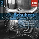 Schubert: Piano Trios -  Sonatensatz - Notturno - Grand Duo