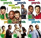 Psych Staffel 1-7 (28 DVDs)