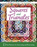 Elsie Campbell Squares and Triangles (Scrap Quilt Book)