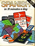 Spanish in 10 Minutes a Day (0916682978) by Kershul, Kristine K.