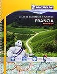 Atlas Francia (A4) (Atlas de carreter...