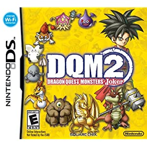 Dragon Quest Monsters: Joker 2 Video Game for Nintendo DS