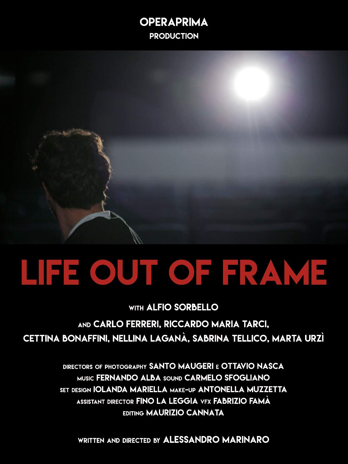 Life out of frame