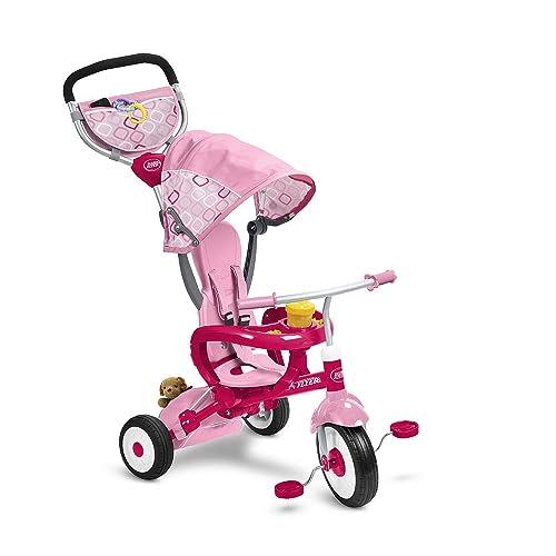 Radio Flyer EZ Fold Stroll N Trike Pink