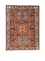Navaei & Co. Alfombra Persian Ardebil Marrón/Multicolor 142 x 101 cm
