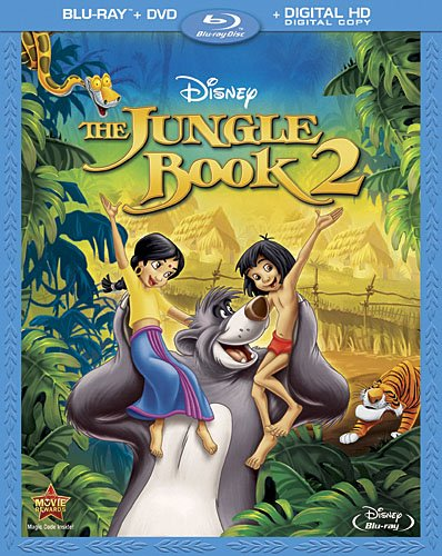The Jungle Book 2 [Blu-ray]