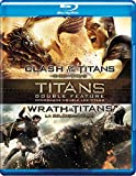 Clash of the Titans (2010) / Wrath of the Titans (Bilingual) [Blu-ray]