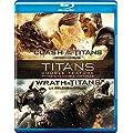 Clash of the Titans (2010) / Wrath of the Titans (Bilingual) [Blu-ray]