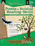 img - for Poems for Building Reading Skills Level 5 (The Poet and the Professor) book / textbook / text book