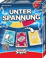 Unter Spannung: AMIGO - Kartenspiel