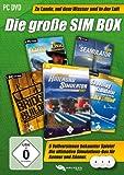 Die große Sim Box - Land, Wasser und in der Luft