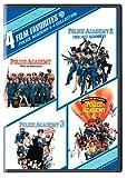 4 Film Favorites: Police Academy (Police Academy, Police Academy 2, Police Academy 3, Police Academy 4)