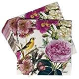 Rose Garden Tea Napkins
