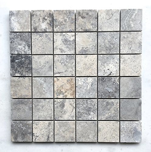 silver-2x2-honed-and-filled-travertine-mosaic-tile-backsplashes-walls-floors