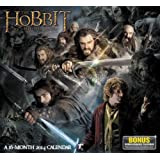 2014 The Hobbit An Unexpected Journey Wall Calendar