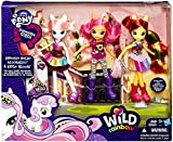 My Little Pony Equestria Girls Sweetie Belle, Scootaloo, and Apple Bloom Dolls 3-Pack