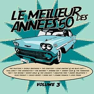 Vol. 3-Le Meilleur Des Annees 50