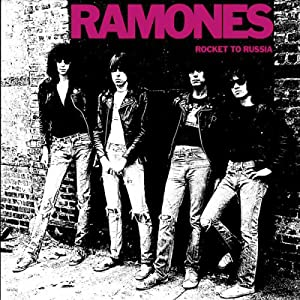 Ramones -  Rocket to Russia (from LP)