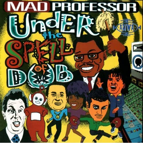 (Dub/Electronic) Mad Professor - Under The Spell Of Dub - 1997, APE (tracks+.cue), lossless