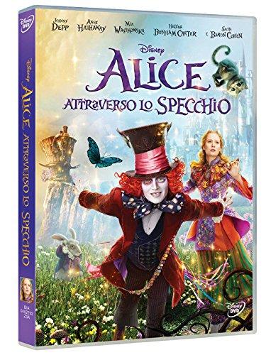 alice attraverso lo specchio (dvd) - film dvd Italian Import