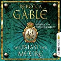 Der Palast der Meere (Waringham-Saga 5) Audiobook by Rebecca Gablé Narrated by Detlef Bierstedt