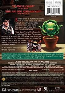 Little Shop of Horrors from Warner Home Video