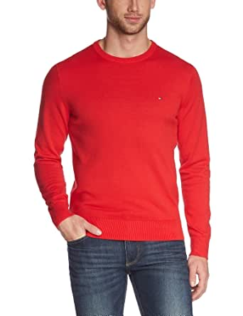 Tommy hilfiger - pacific - pull - uni - homme - rouge (formula one) - xxl