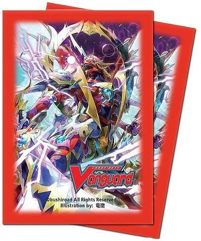Ultra Pro 55 Bushiroad Cardfight Vanguard the Blood Deck Protector Sleeves (Cf Vanguard Sleeves compare prices)