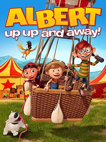 Albert- Up, Up And Away!