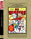 Marvel Masterworks: Golden Age All-Winners - Volume 4 (0785133593) by Finger, Bill