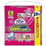 Amazon.co.jpアテント さらさらパンツ 長時間お肌安心 M-Lサイズ 女性用 26枚入【ADL区分:介助で歩ける方】