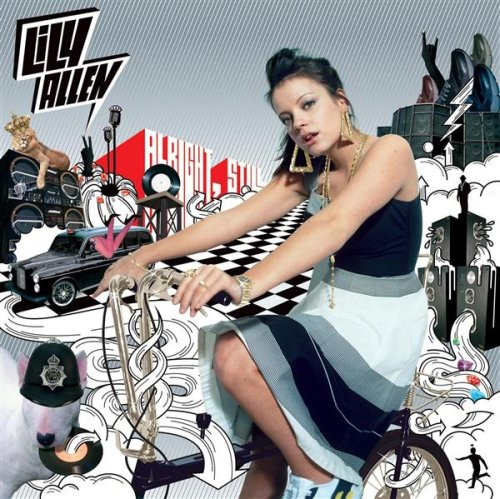 Lily Allen The Fear Album Cover. Related album art. Lily Allen