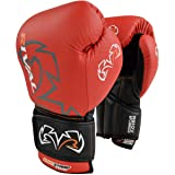 Rival Boxing Optima Sparring Gloves (Red, 18 oz.) (Color: Red, Tamaño: 18 oz.)