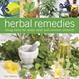 img - for Herbal Remedies: Using herbs for stress relief and common ailments by Sue Hawkey (2014-11-07) book / textbook / text book
